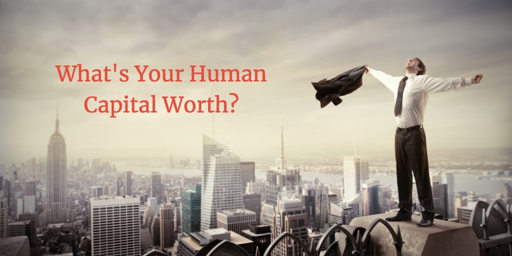 what is your human capital worth?