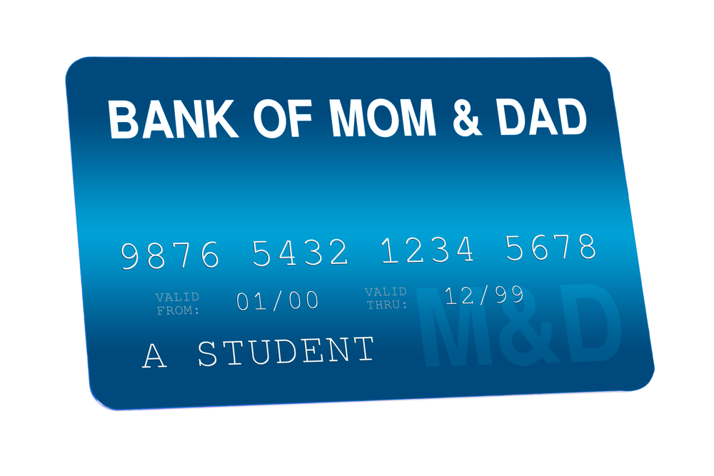 Bank of mom and dad