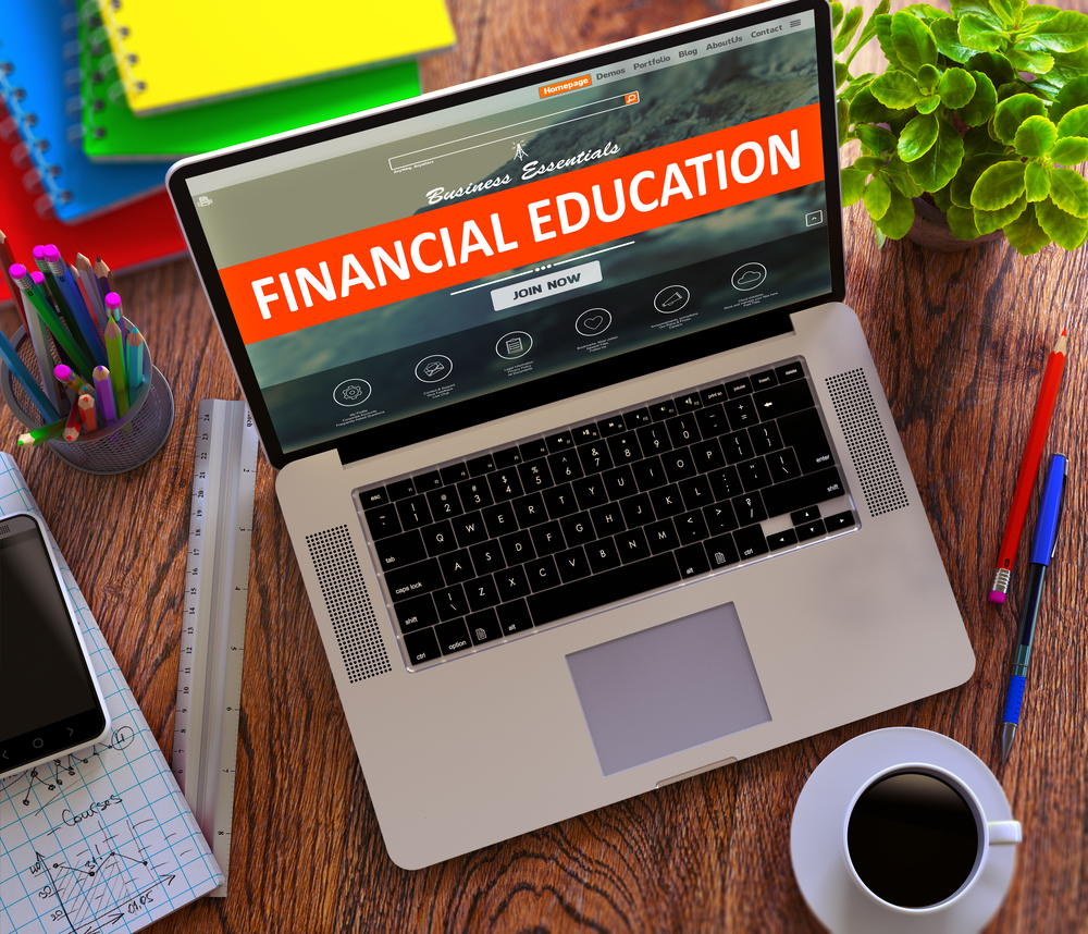 Financial education is imparative