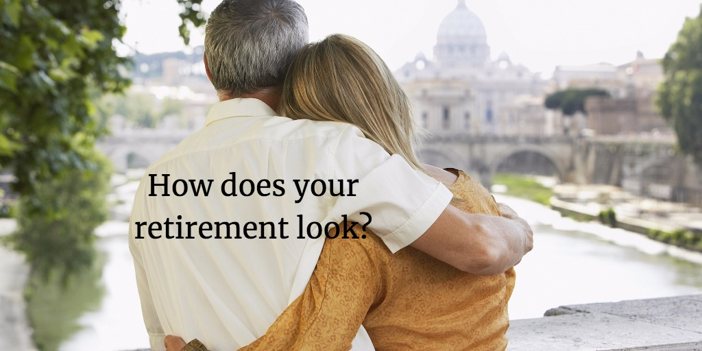 How does your retirement look?