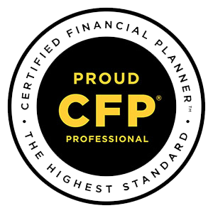 CFP, Certified Financial Planner, Carlsbad CA and Fair Oaks CA