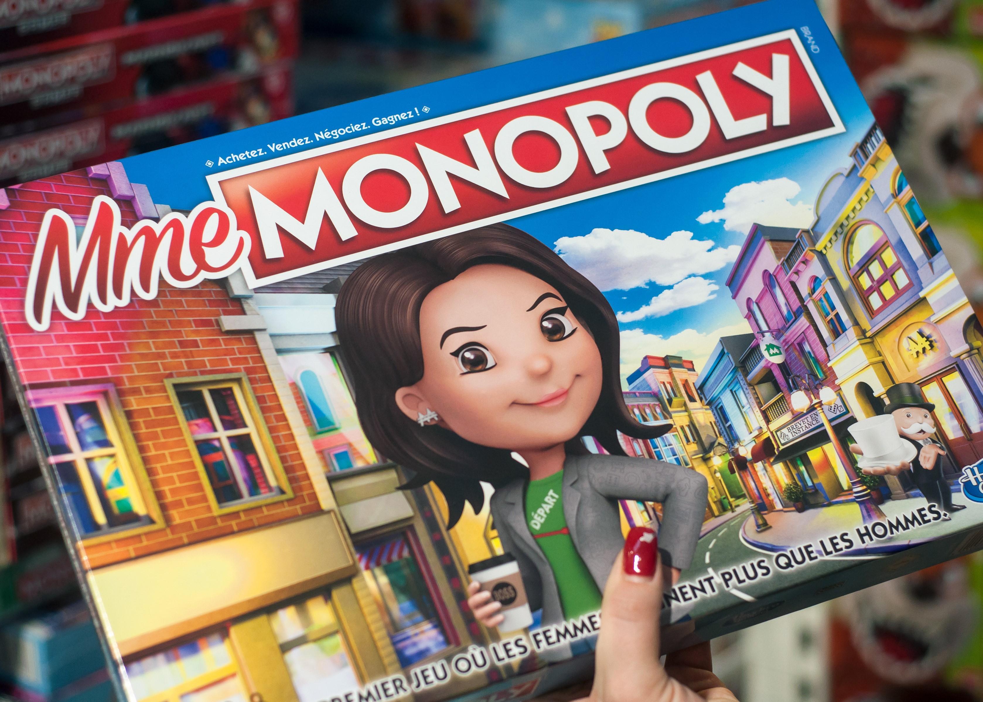Le Monopoly : jeu inventé par une femme, détourné de son but par un homme ! Thumbnail