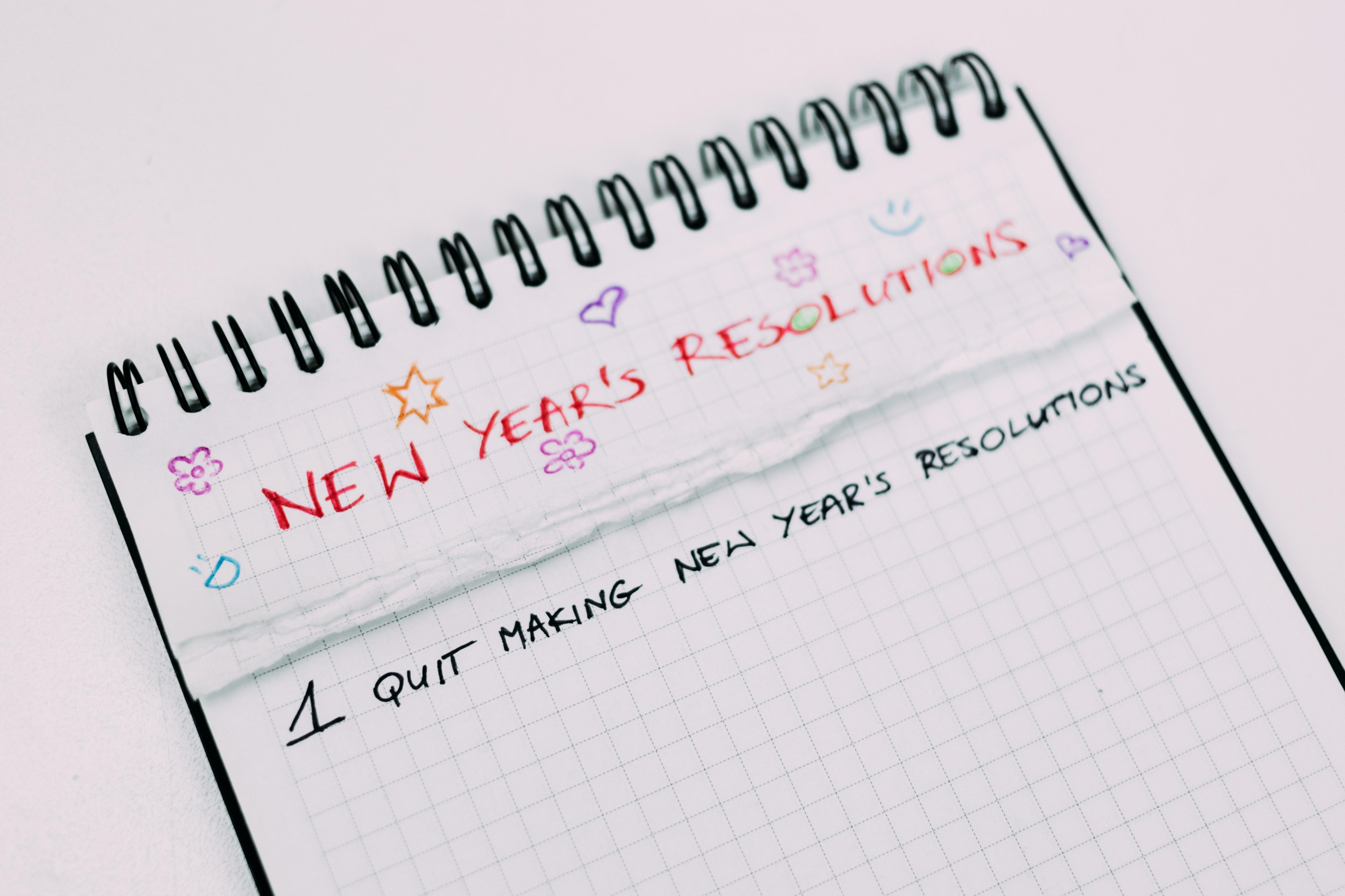 Three Financial New Year's Resolutions Thumbnail