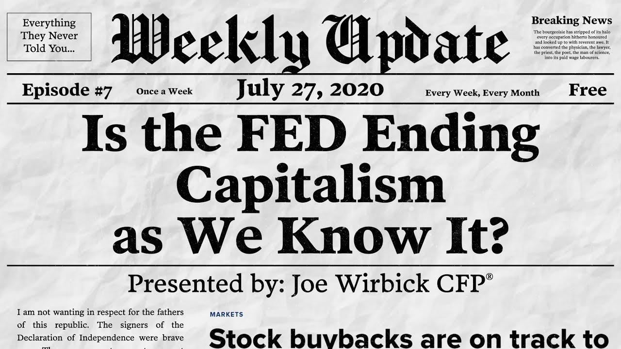 Is the Fed Ending Capitalism as We Know It? Thumbnail