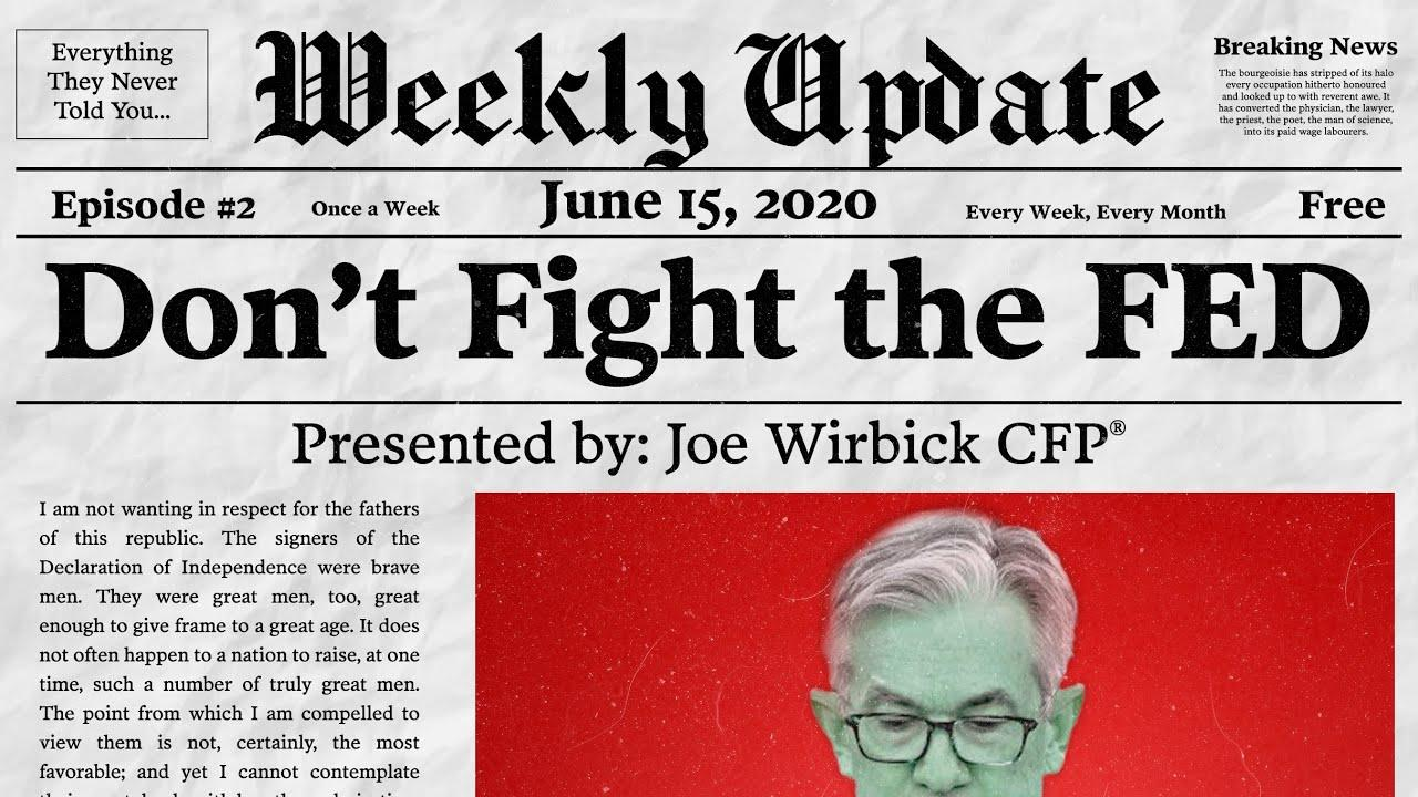 Why You Should Never Fight the Federal Reserve Thumbnail