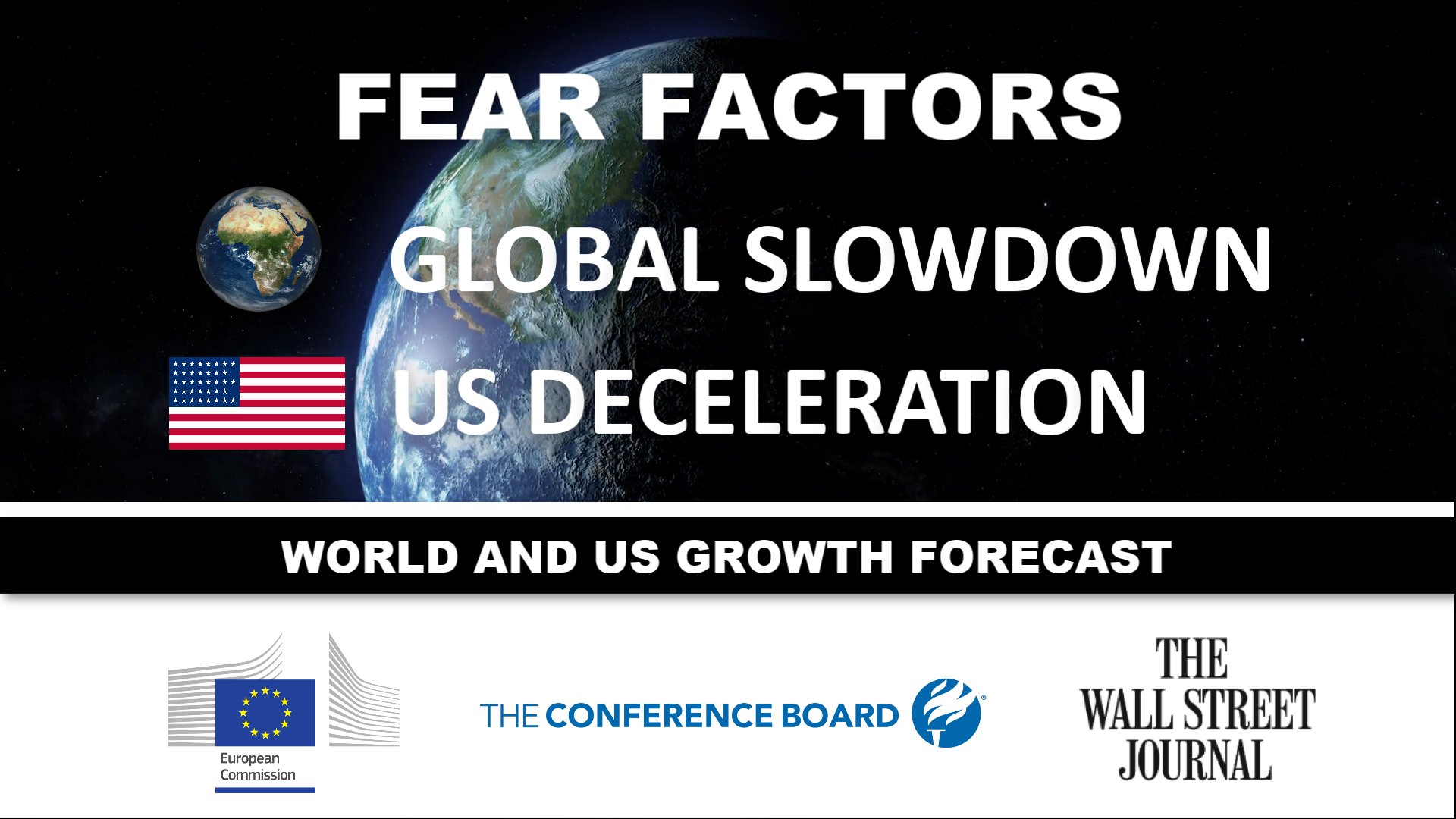 Global Growth Forecast Slows, But U.S. Outlook Remains Stable Thumbnail