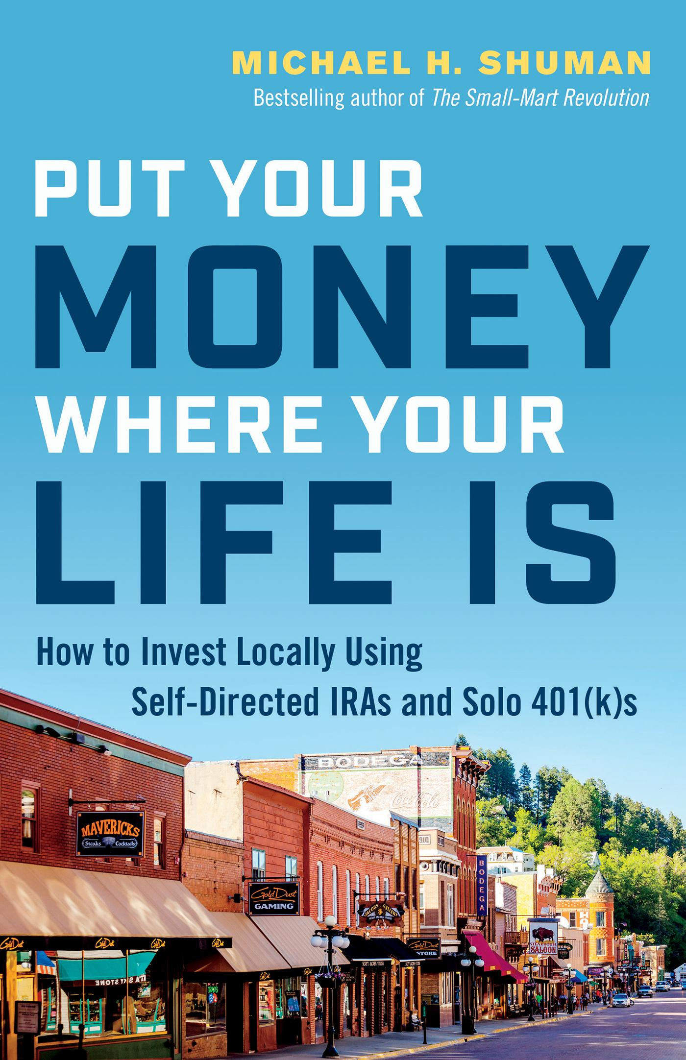 Investing Local with Michael Shuman and Ed Fulbright on Mastering Your Money Radio Thumbnail