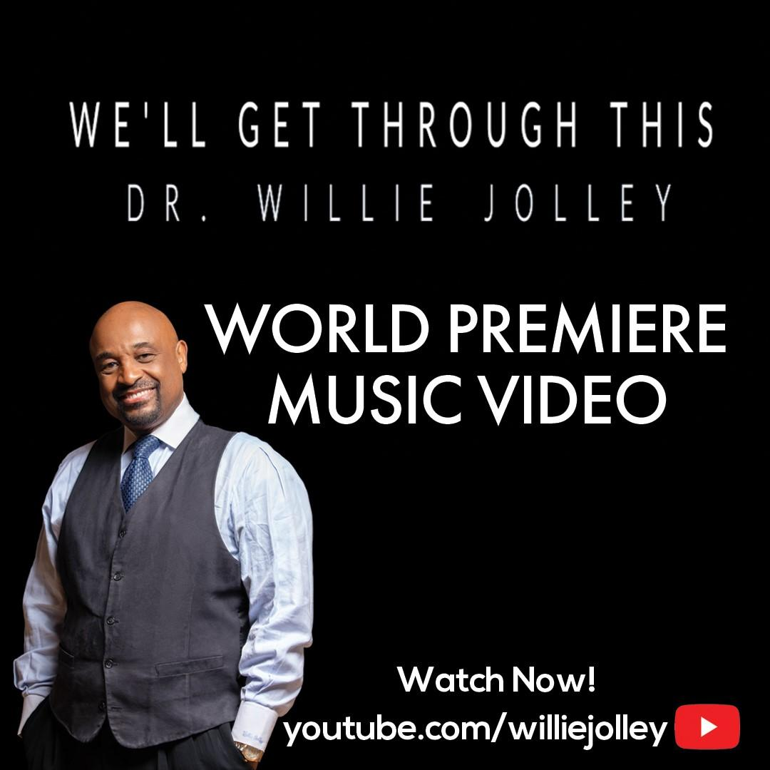 "Uplifting Music ""We'll Get Through This""  By My Friend, Dr. Willie Jolley Thumbnail"