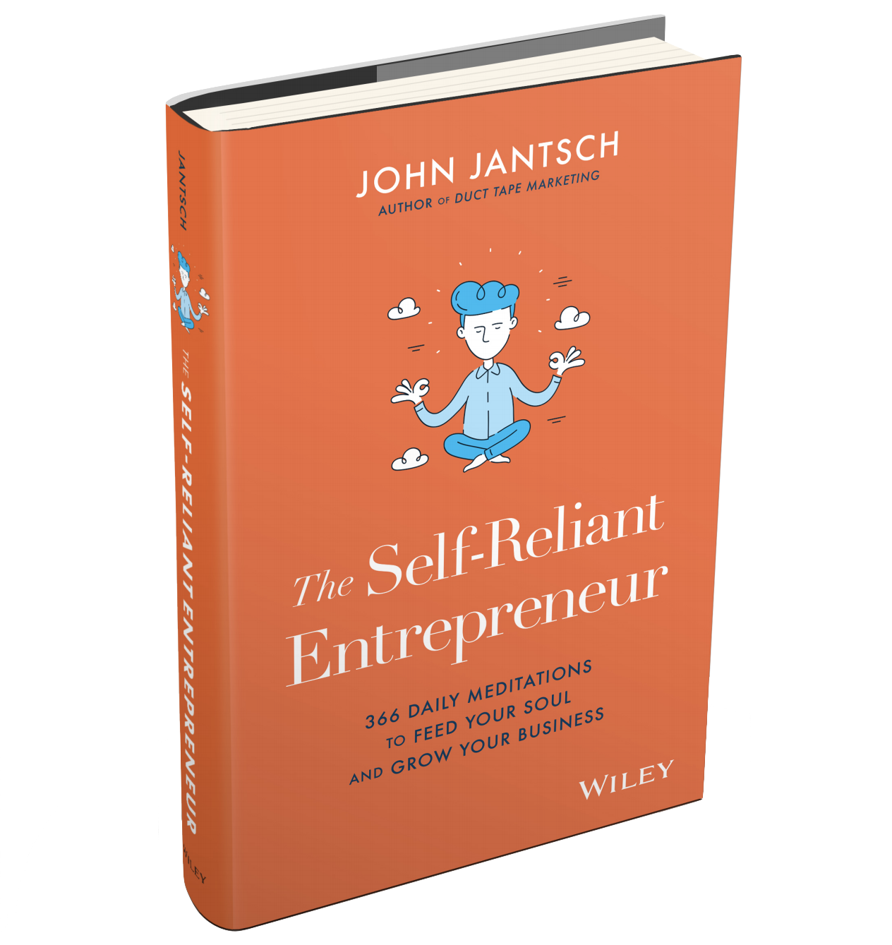 Being An Entrepreneur with John Jantsch and Ed Fulbright on Mastering Your Money Radio Thumbnail