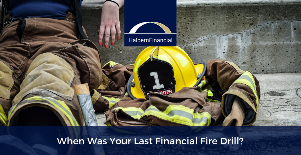 When Was Your Last Financial Fire Drill? Thumbnail