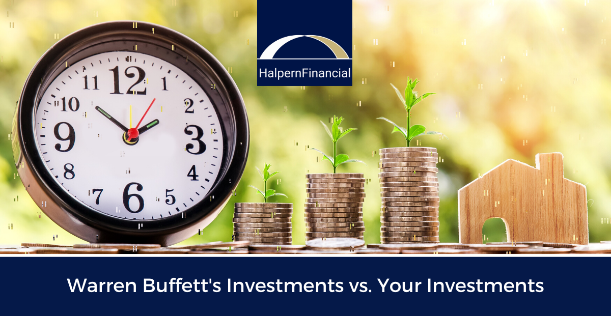 Warren Buffett's Investments vs. Your Investments Thumbnail