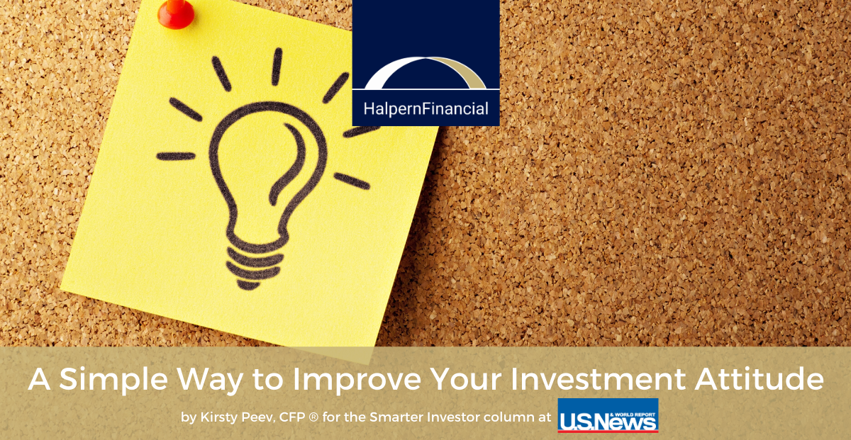 U.S. News & World Report: A Simple Way to Improve Your Investment Attitude Thumbnail