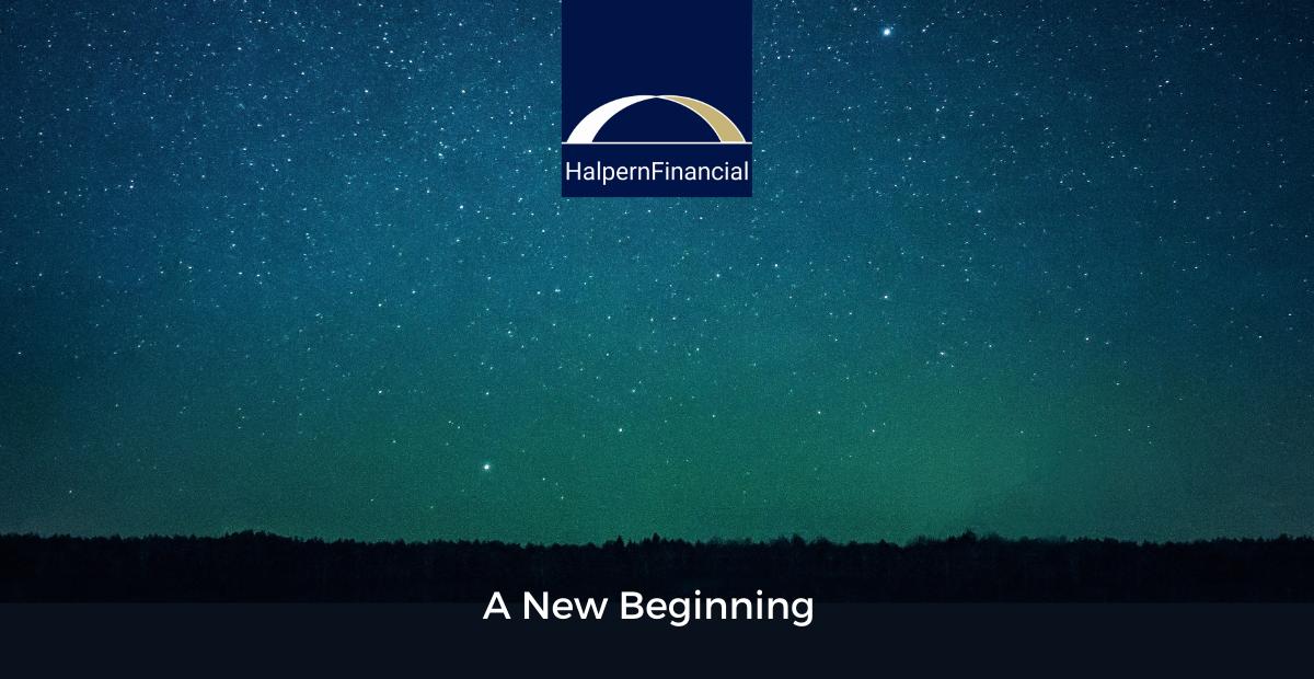 A New Beginning Thumbnail
