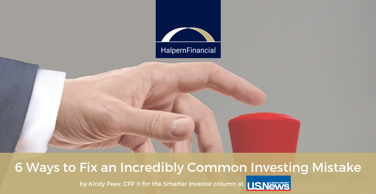 U.S. News & World Report: 6 Ways to Fix an Incredibly Common Investment Mistake Thumbnail