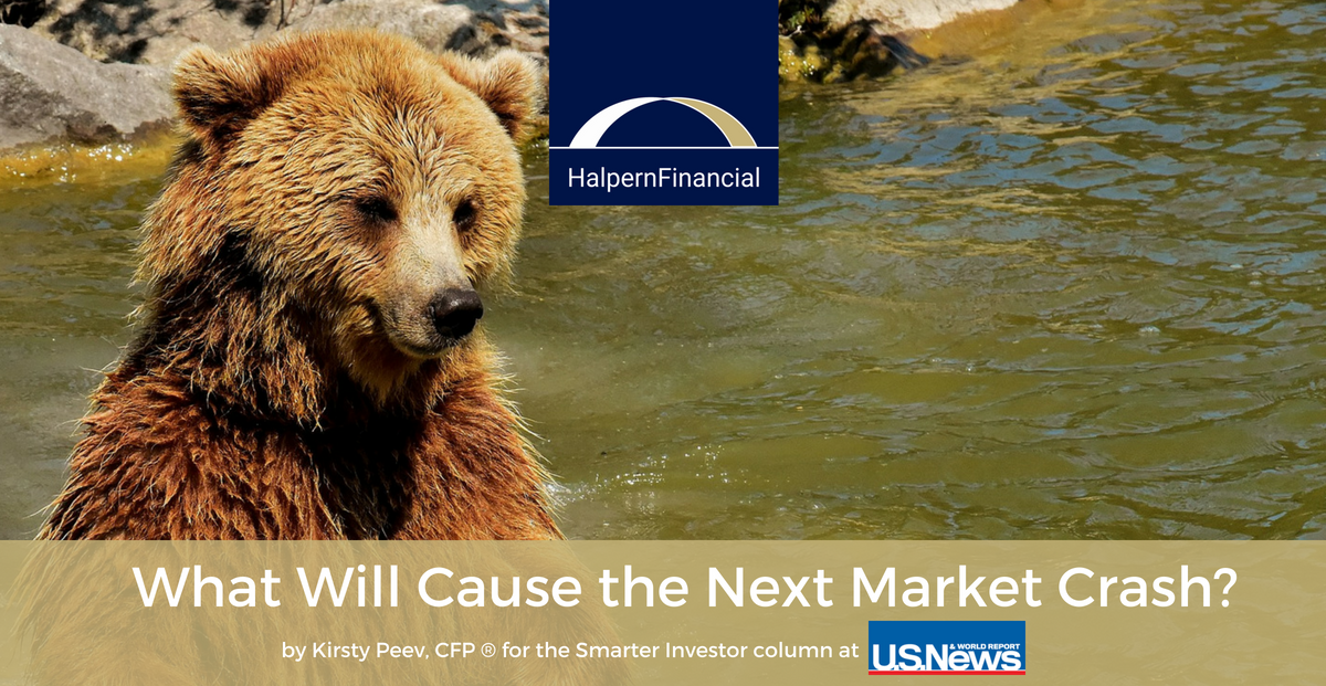 U.S. News & World Report: What Will Cause the Next Market Crash? Thumbnail