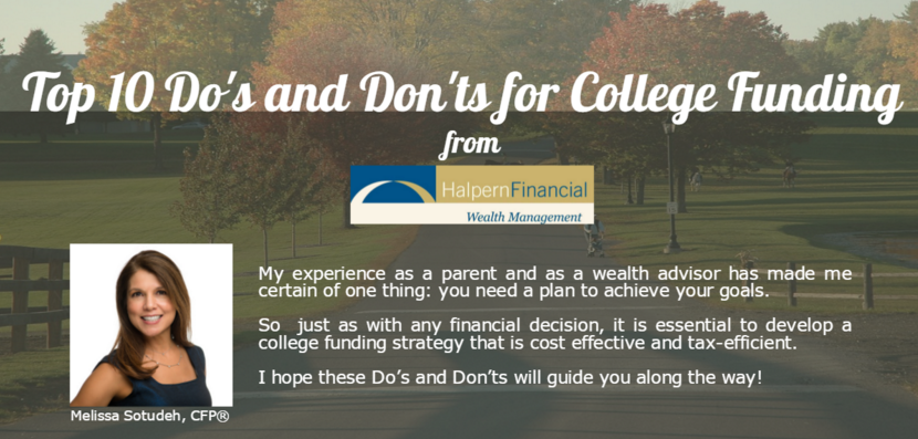 Top 10 Do's and Don'ts of College Funding Thumbnail