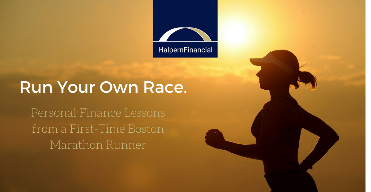 Run Your Own Race Thumbnail