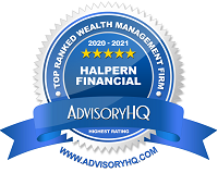 Halpern Financial Named a Top 12 Advisor in the D.C. Area Thumbnail