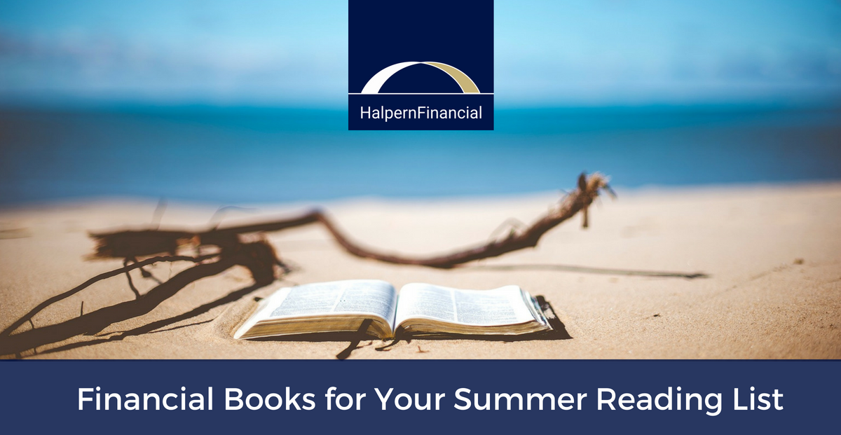 Financial Books for Your Summer Reading List Thumbnail
