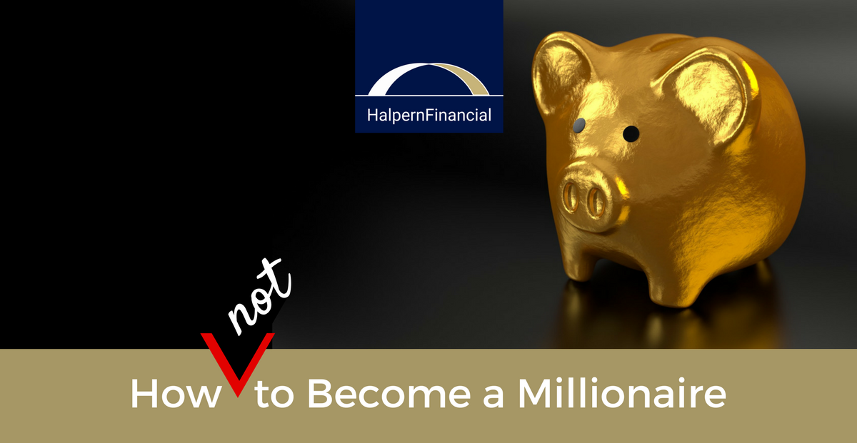 How NOT to Become a Millionaire Thumbnail