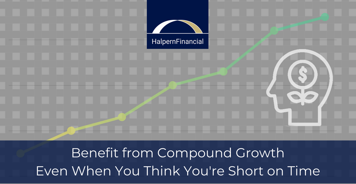 Benefit From Compound Growth—Even When You Think You're Short on Time Thumbnail
