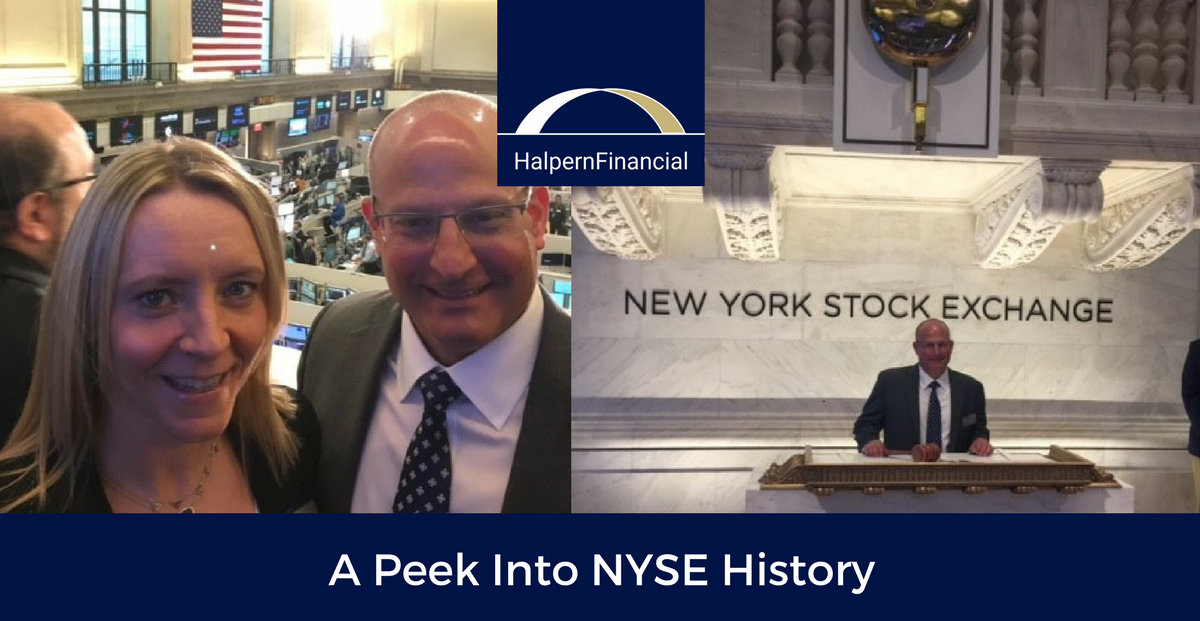 A Peek Into NYSE History Thumbnail