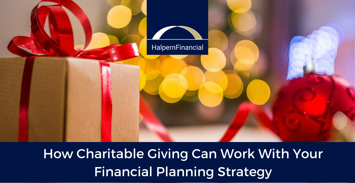 How Charitable Giving Can Work with Your Financial Planning Strategy Thumbnail