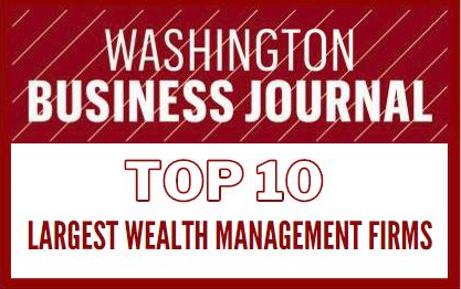 Halpern Financial Once Again Named a Top 10 Largest Wealth Management Firm in Greater D.C. Thumbnail