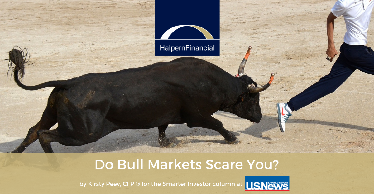 U.S. News & World  Report: Do Bull  Markets Scare You? Thumbnail