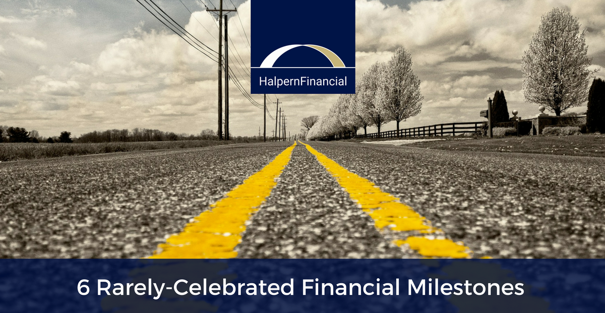 6 Rarely-Celebrated Financial Milestones Thumbnail