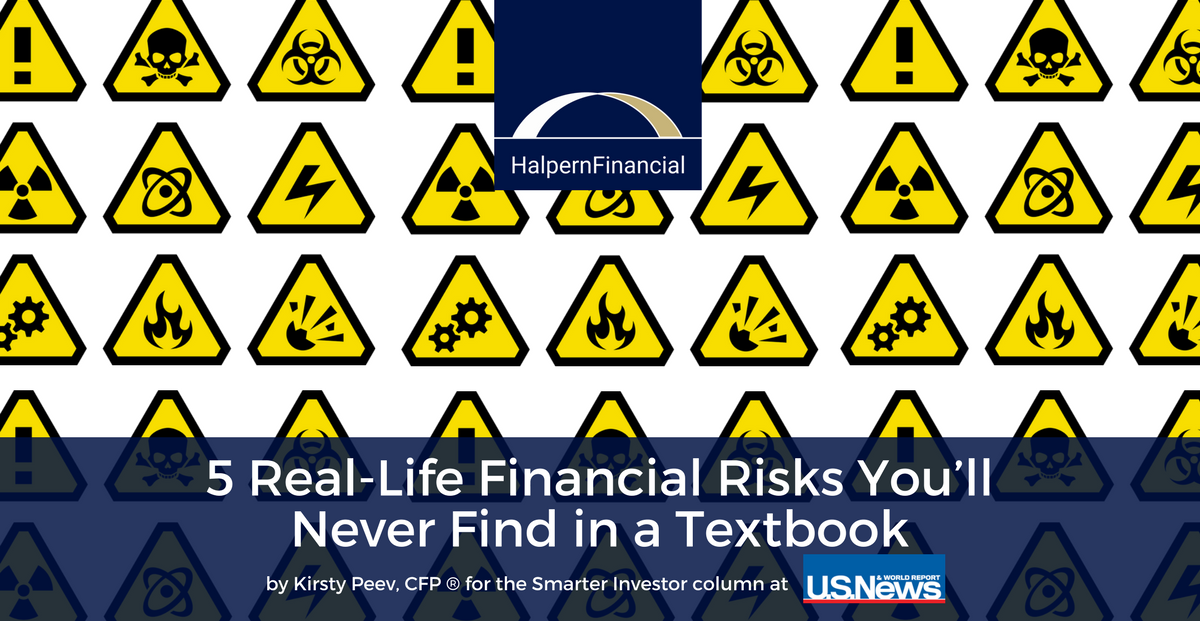 US News: 5 Real-Life Financial Risks You'll Never Find in a Textbook Thumbnail
