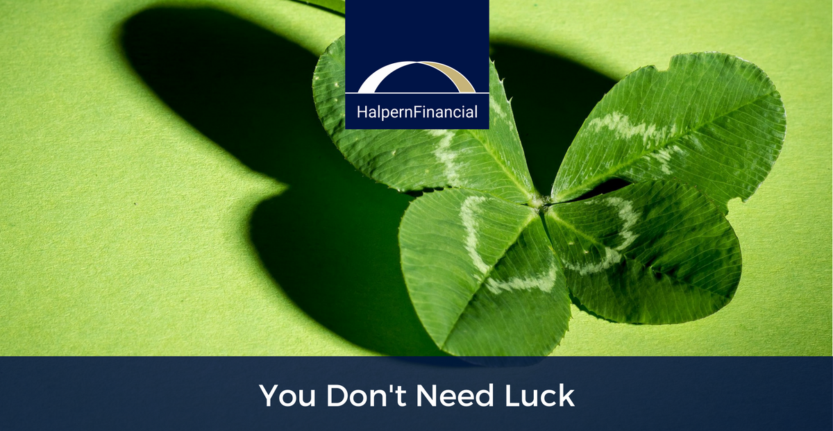 You Don't Need Luck Thumbnail