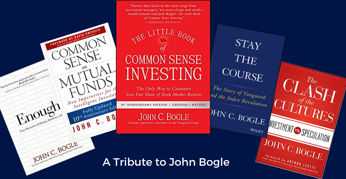 A Tribute to John Bogle Thumbnail