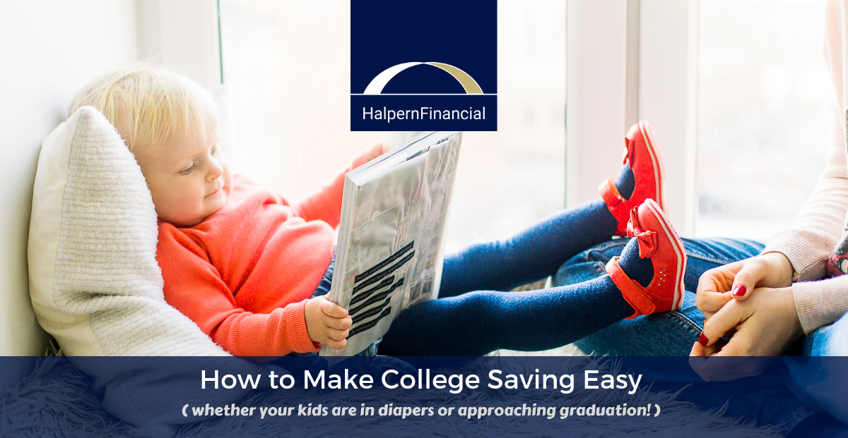 How to Make College Saving Easy Thumbnail