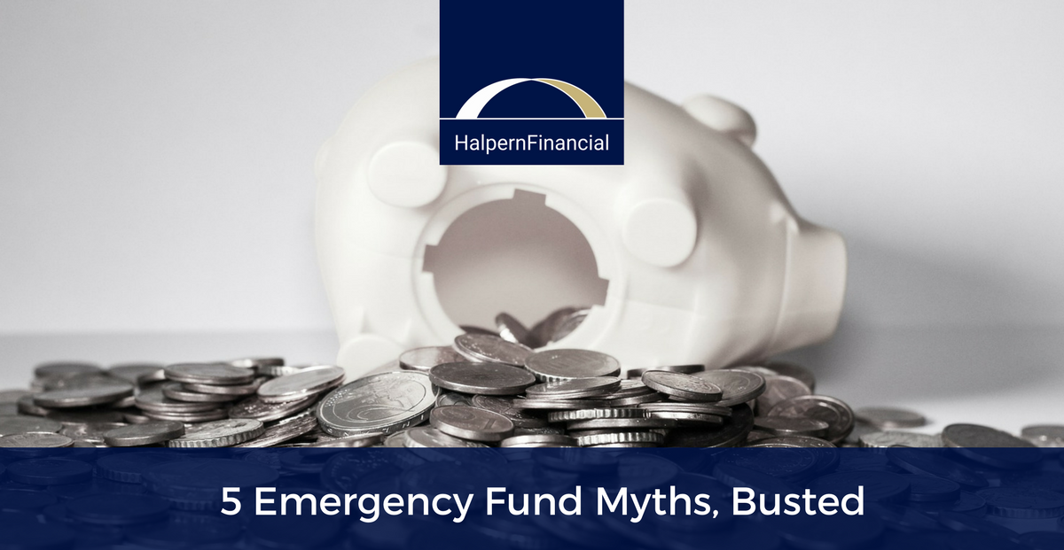 5 Emergency Fund Myths, Busted Thumbnail