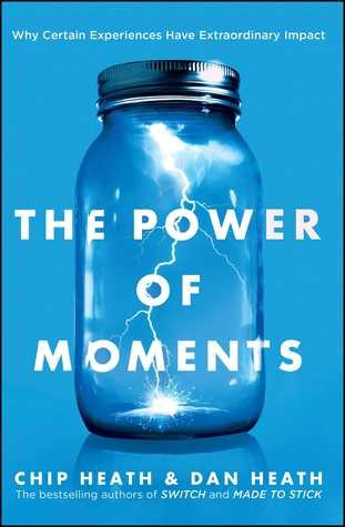 Power of Moments book cover