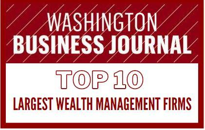 Halpern Financial is Named a Top 10 Largest Wealth Management Firm in Greater D.C.  Thumbnail