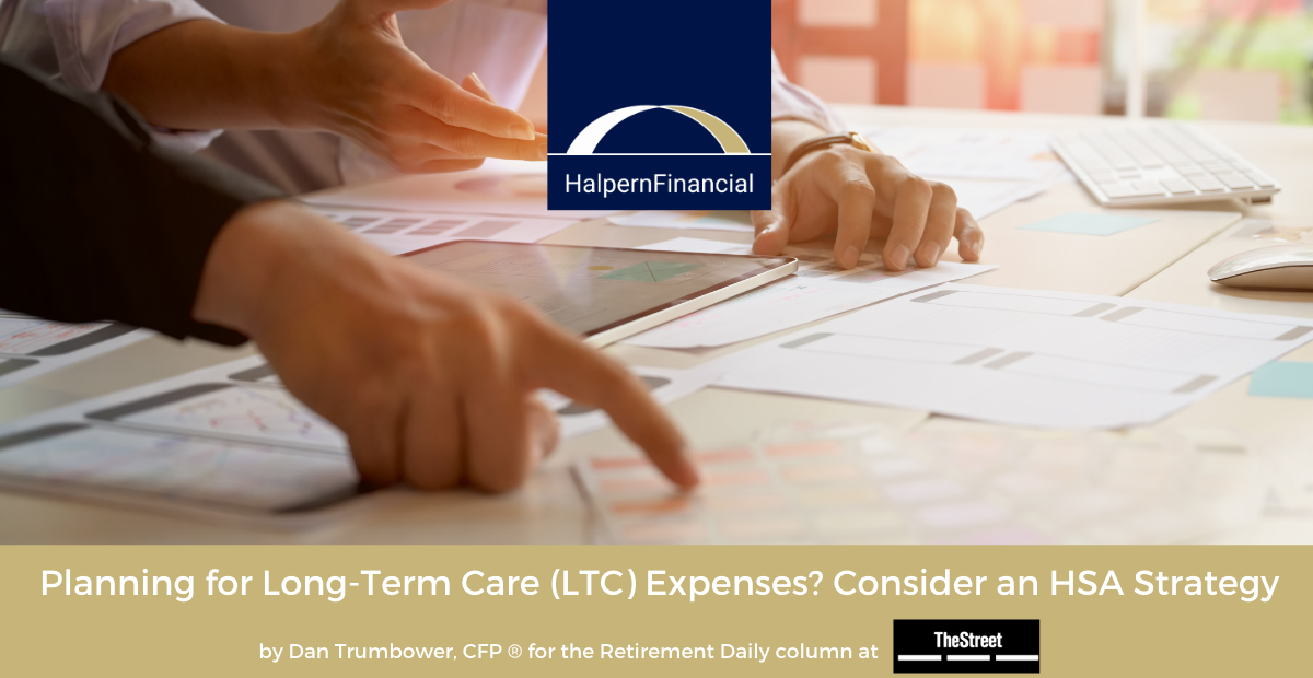 The Street: Planning for Long-Term Care (LTC) Expenses? Consider an HSA Strategy Thumbnail