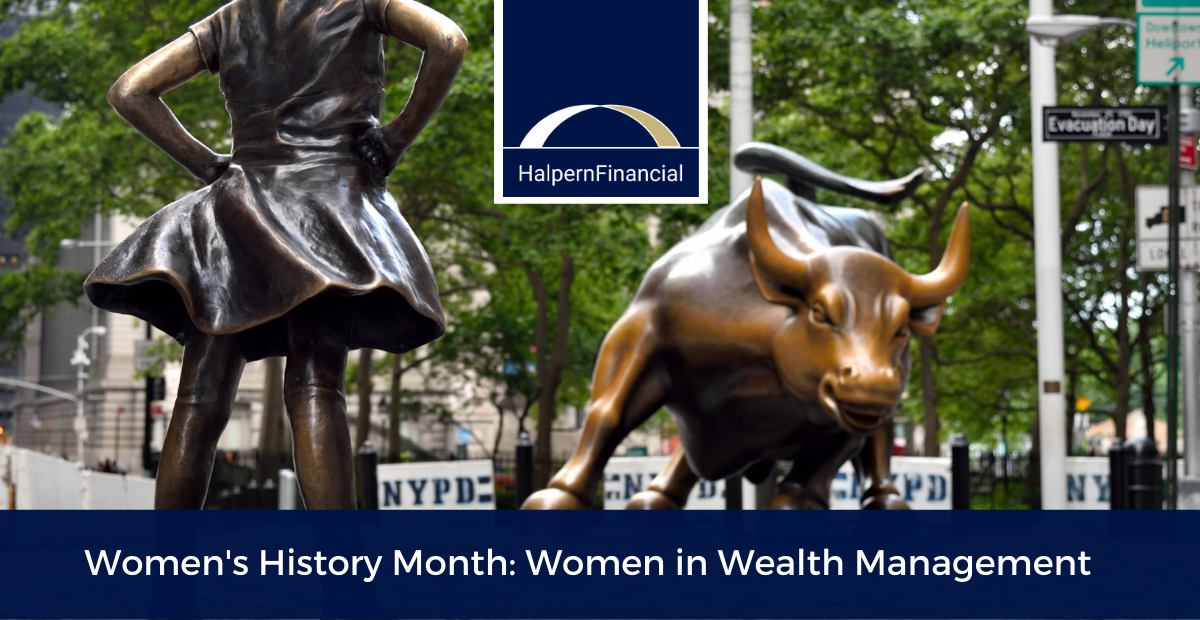 Women's History Month: Women in Wealth Management Thumbnail