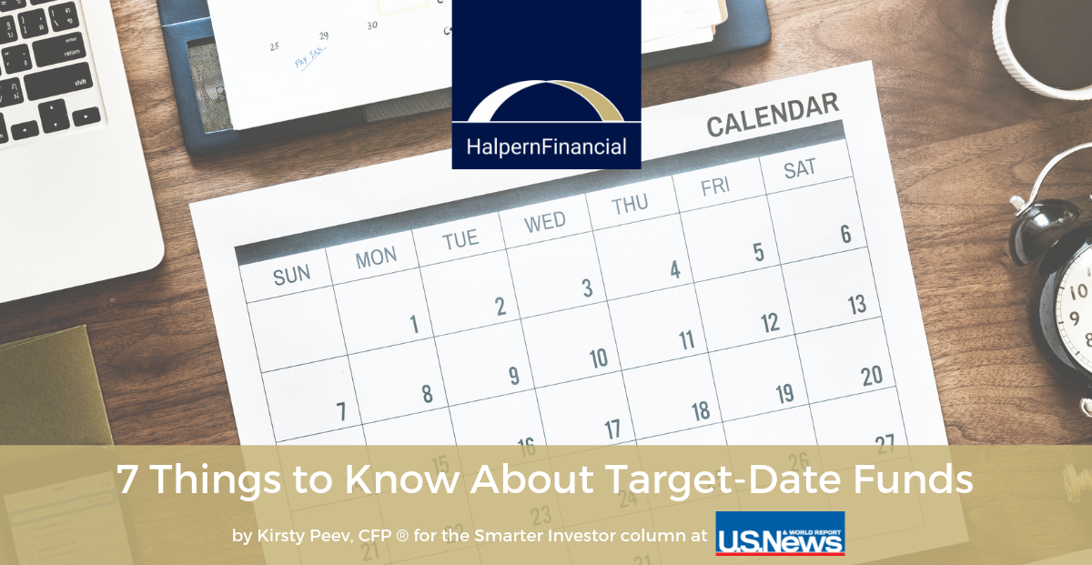 U.S. News & World Report: 7 Things to Know About Target-Date Funds Thumbnail