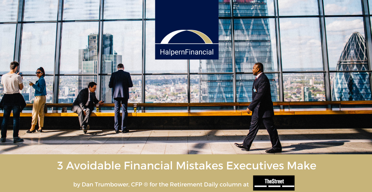 Avoidable Financial Mistakes Executives Make Thumbnail