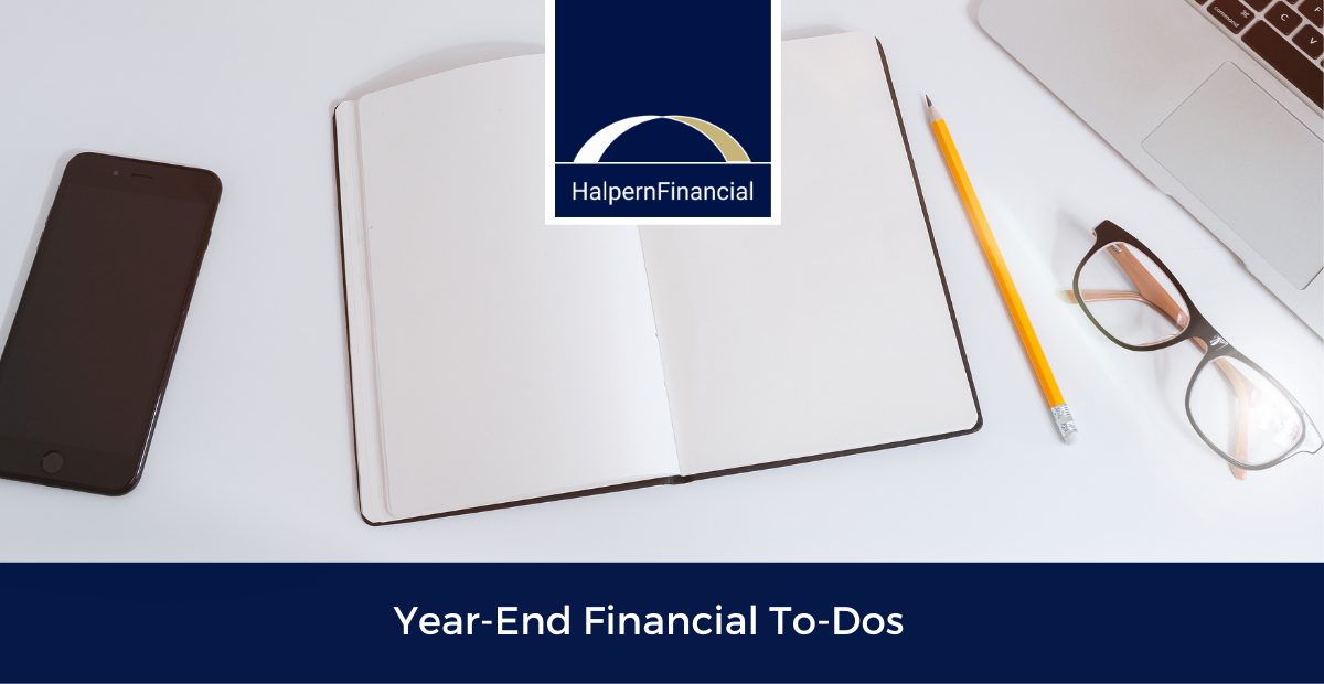 Year-End Financial To-Dos Thumbnail