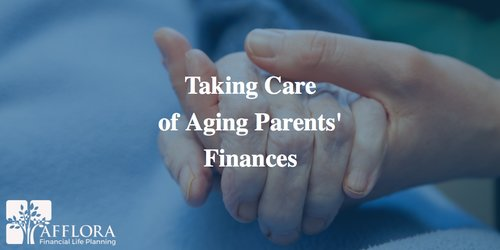 Taking Care of Aging Parents' Finances