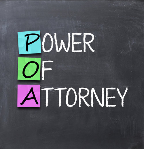 Power of Attorney for your Parents' Finances