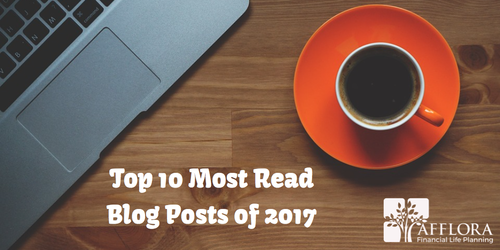 Top 10 Most Read Blog Posts of 2017