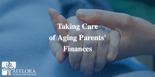 Taking Care of Aging Parents' Finances Thumbnail