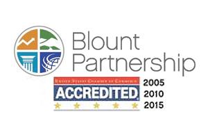 Blount County Partnership Logo