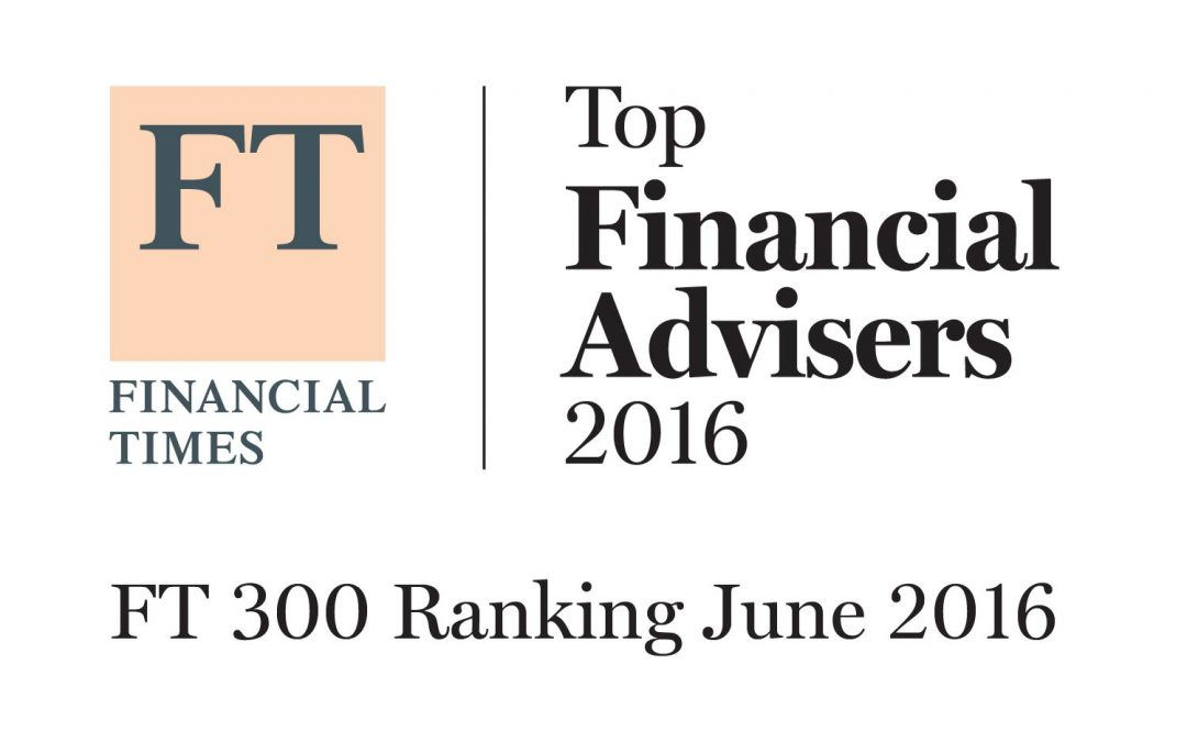 Top Financial Advisers 2016