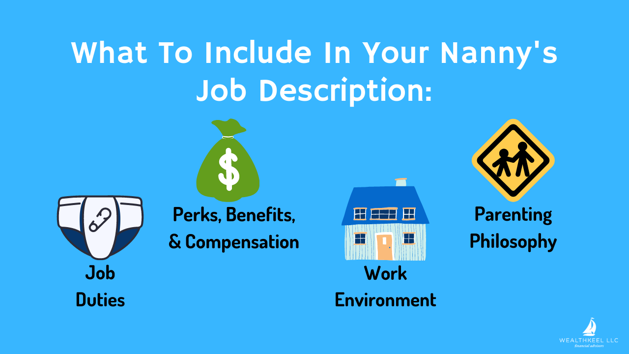 What To Include In Your Nanny's Job Description | WealthKeel
