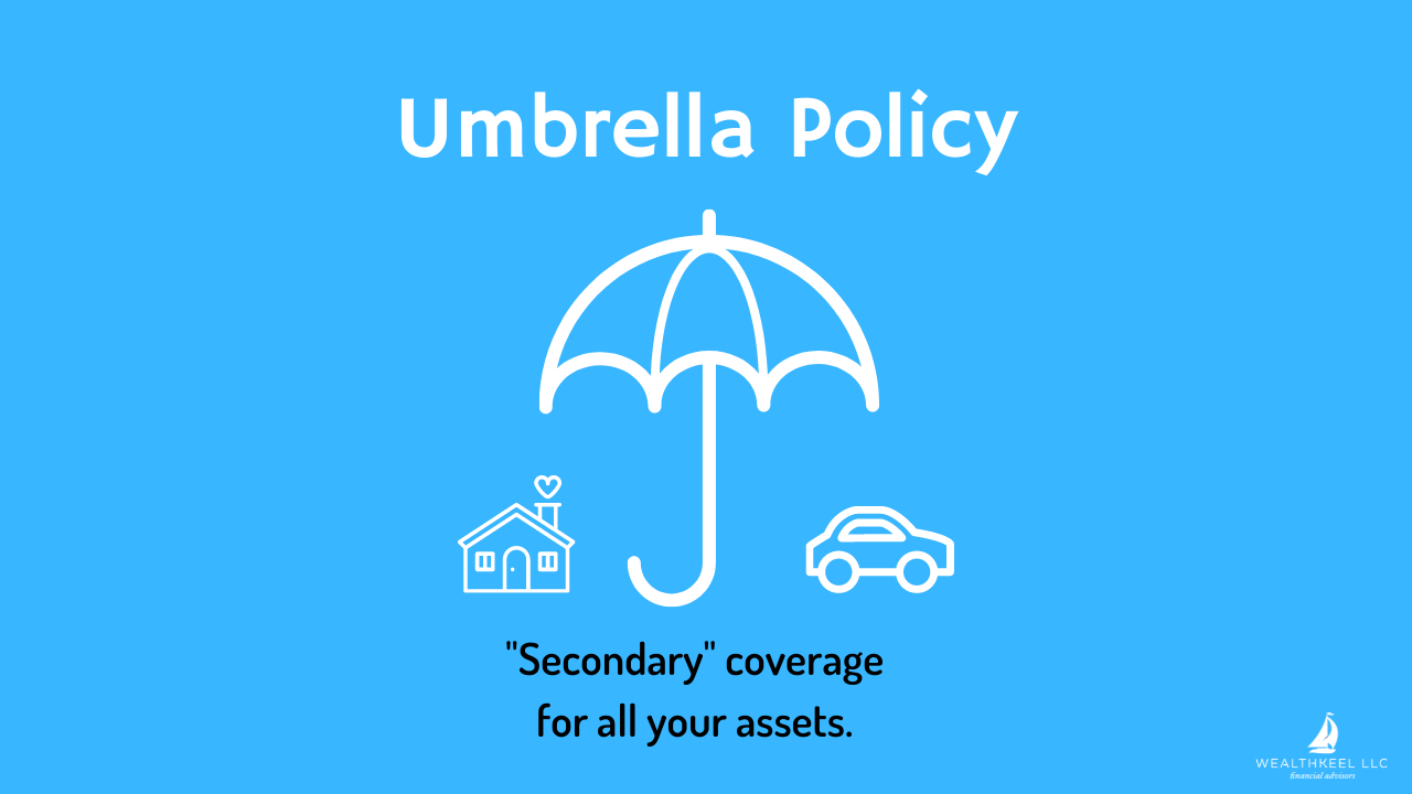 Umbrella policy for physician asset protection